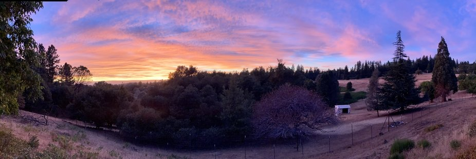 Sunset in Gold Country #3