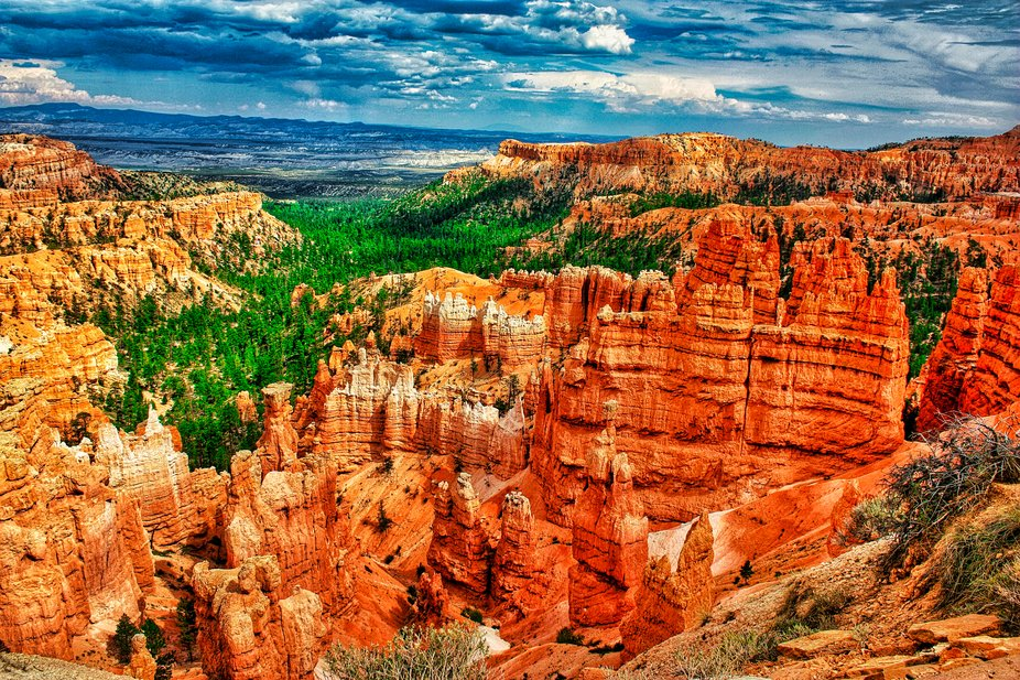 How to fall in love with Bryce Canyon in just 30 seconds