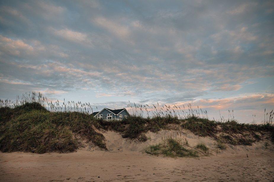 Obx Beach House Sunrise