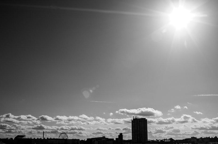 Margate Skyline
