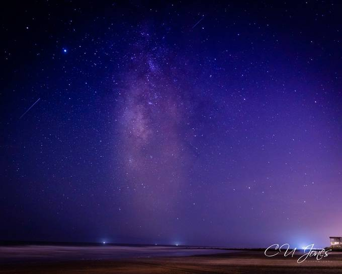 Took these the other night. We had a very short window to capture the milkyway before the moonrise that evening. It was about 2 hours and it faded really fast. In my area it has been a trough year to get the milkyway. I had to jump at any chance I could get. These were taken on Folly Beach, South Carolina at a place we call the Washout, it the best surf place on our coast