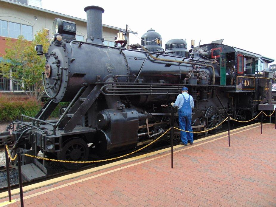 New Hope and Ivyland Railroad Station