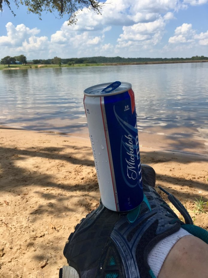 Nothing like fishing in the morning and laying out drinking a cold one in the afternoon, this is the life!!!