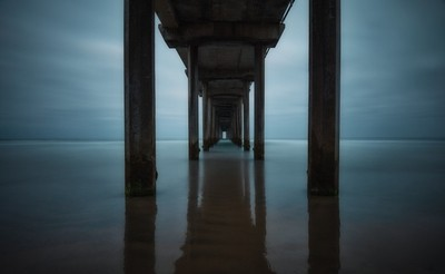 Tunnel into the Ocean