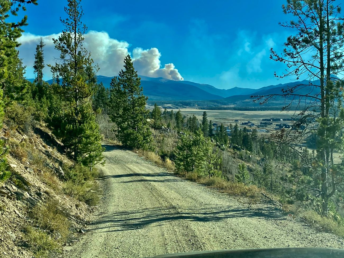 Cameron Peak Fire 2020
