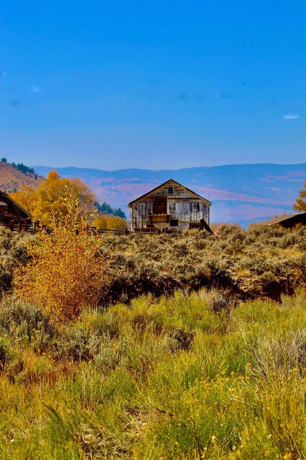 Rustic Kremmling Colorado