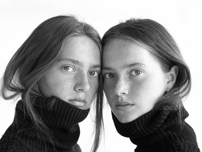 Diana and Zhanna Twins