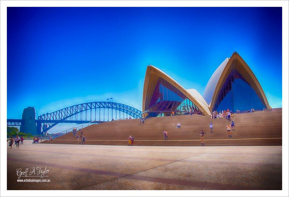 Sydney Opera House edit