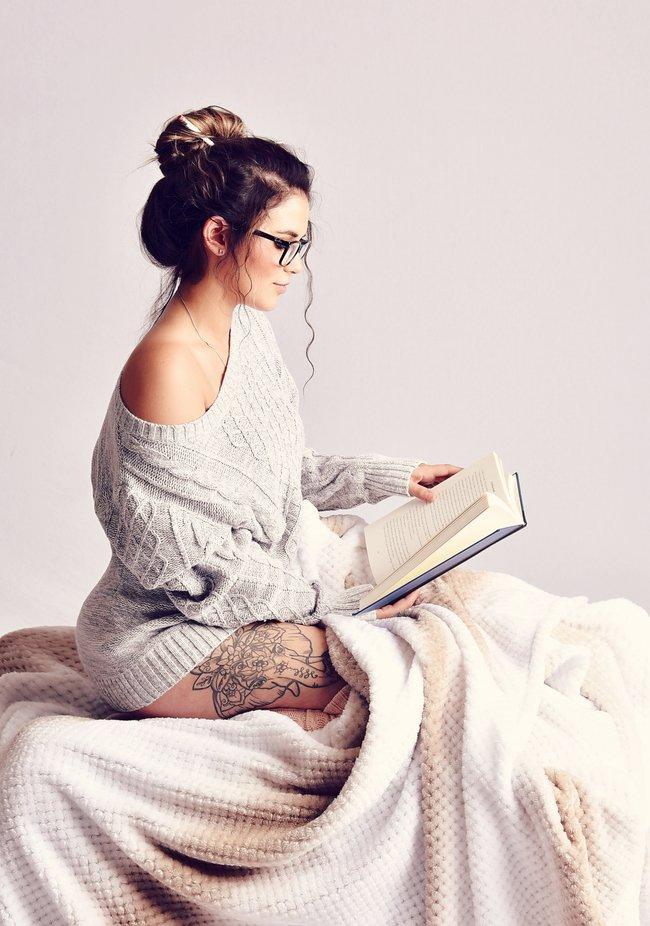 Sweater Weather by JenniferLynPhotographyAZ - Feeling Cozy Photo Contest