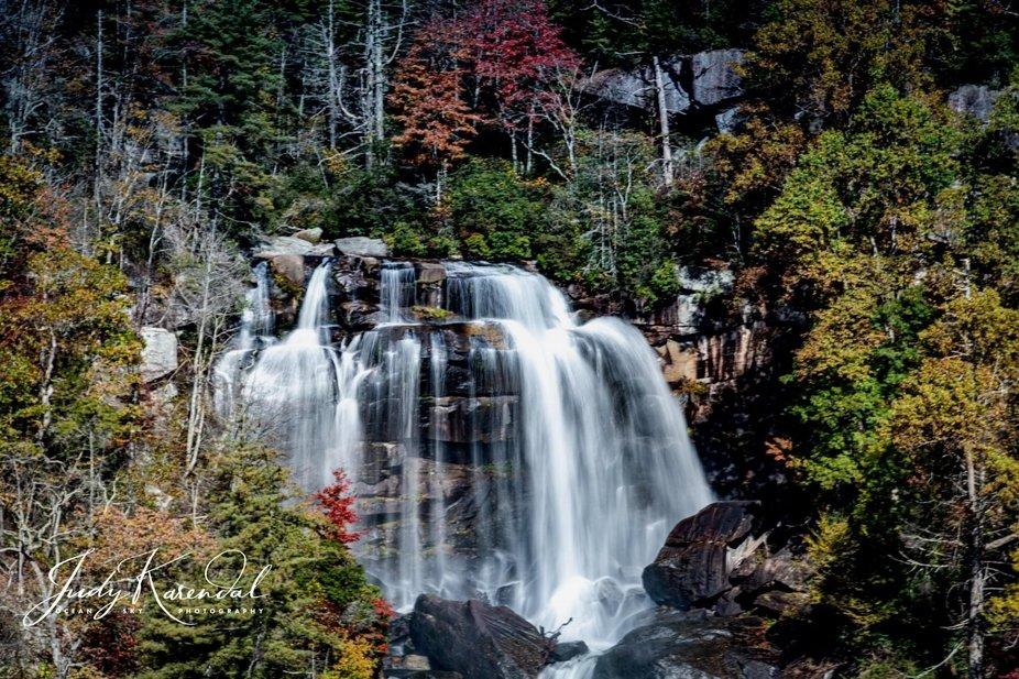 Fall at the Waterfall