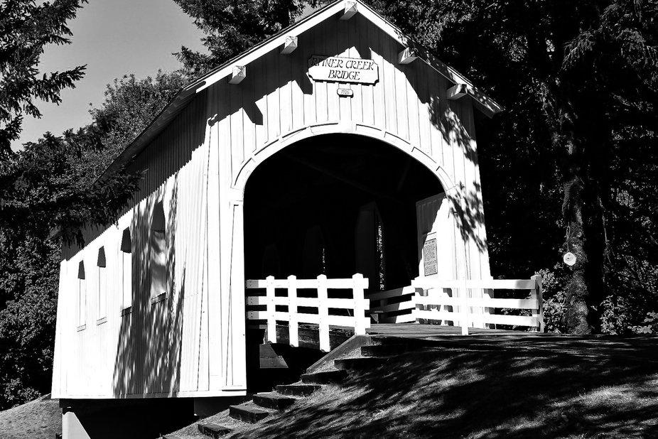 Reiner Creek Covered Bridge