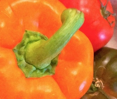 Pepper & Tomatoes