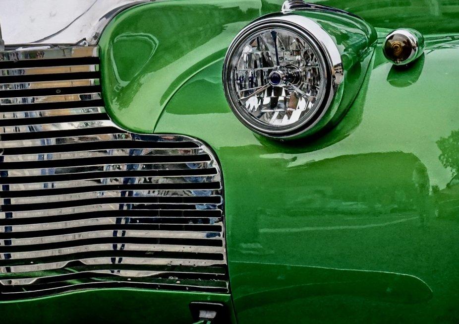 Apple Green Auto