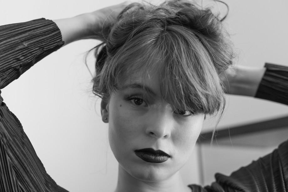 Portrait of Marie-Sophie.