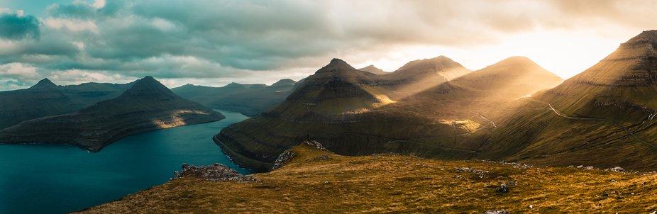 Faroe Island Fjords