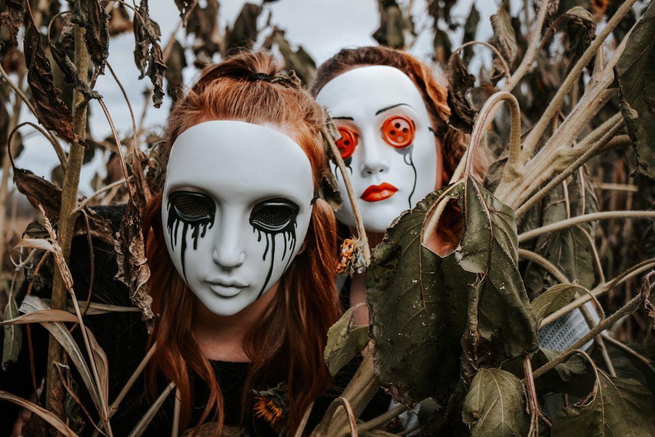 Scary Halloween Photo Contest Winner