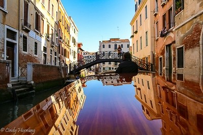 Take Me to the Grand Canal!