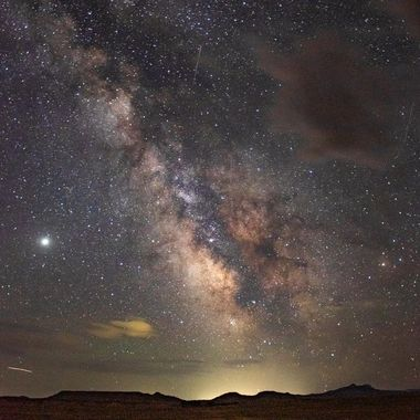 The Milky Way is home sweet home to many, many people, places, and things.
