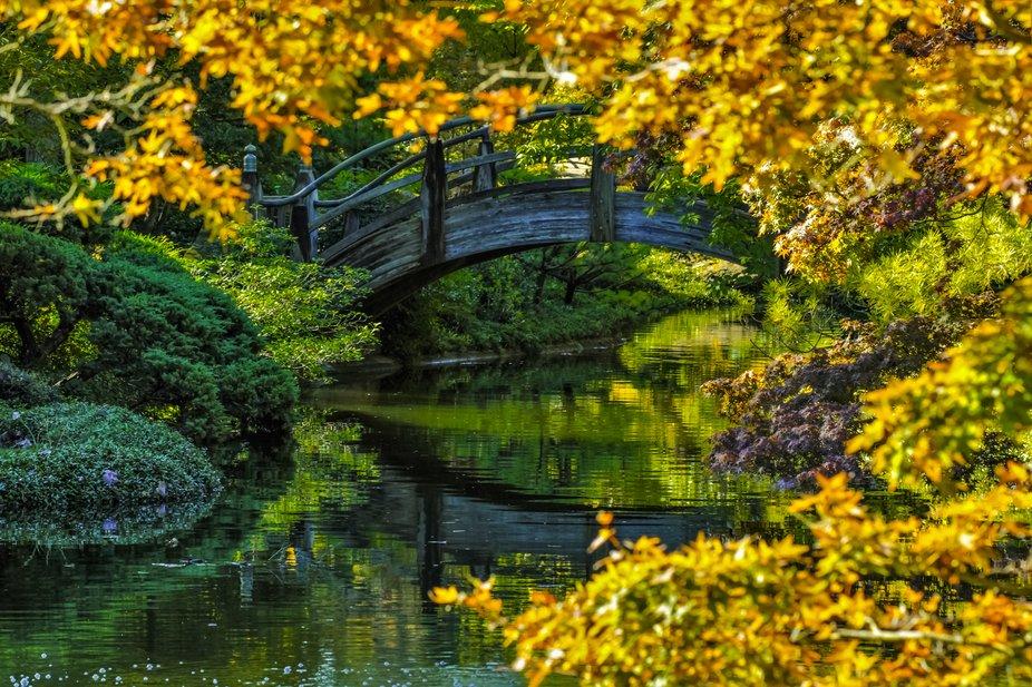 Japanese Garden of Fort Worth Botanic Gardens