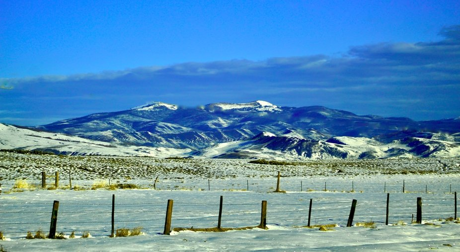 Colorado Rocky Mountains near Granby Colorado.