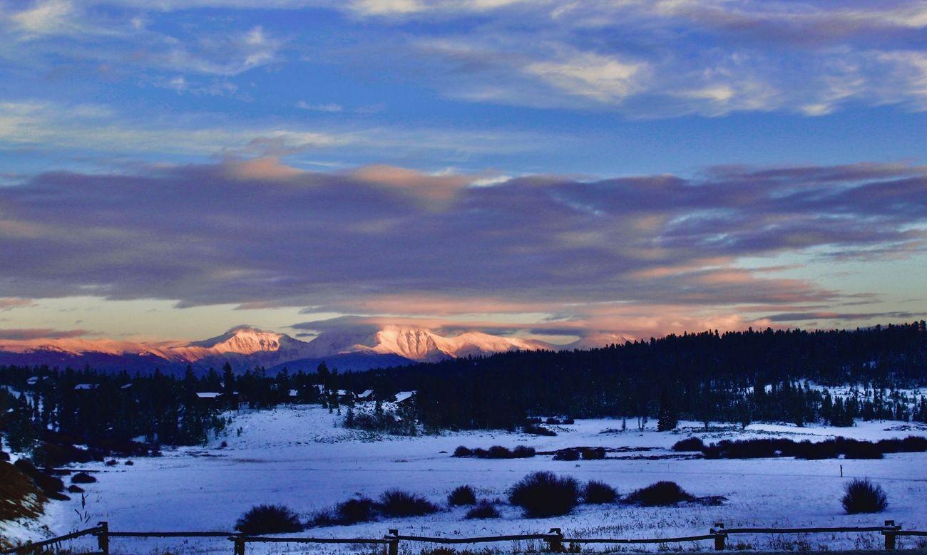 Snow Ranch in Granby Colorado