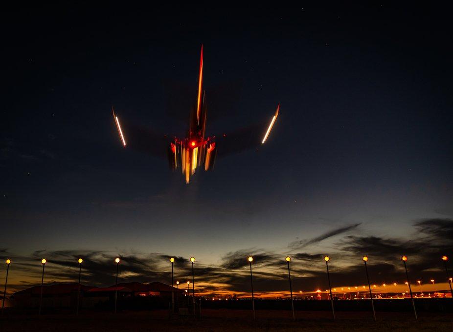 Landing on 23
