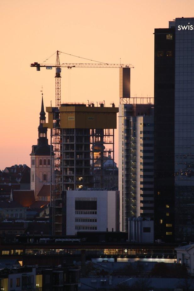 Tallinn is building