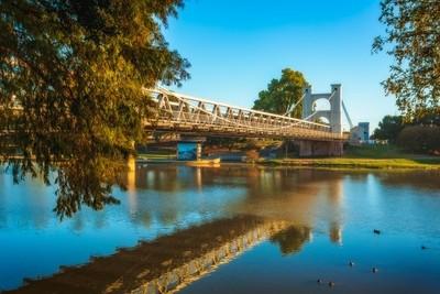 Waco Suspension Bridge II