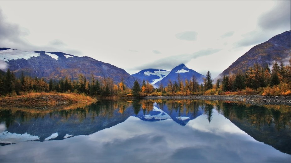 Reflective Montains