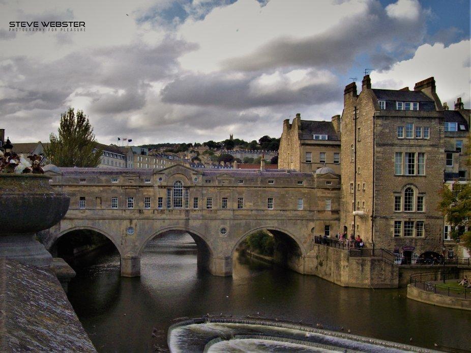 Pulteney Bridge - Bath 2009