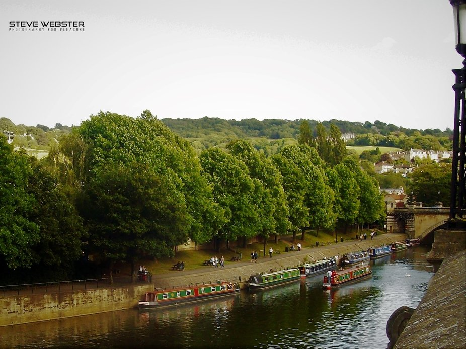 Rivor Avon - Bath 2009