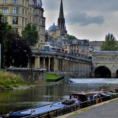 Weir River Avon 2009