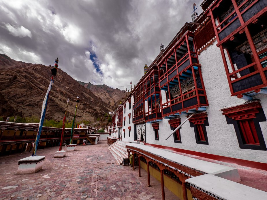 Visiting the gompas is also a highlight on any visit with the activity which reigns inside, mantr...