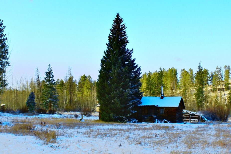 Rustic Home in Fraser Colorado 11/2020
