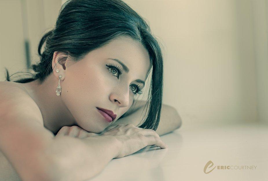 Model/Actress:  Rosa Huerta  Makeup: Tabi Bela