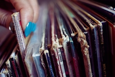 Play those records