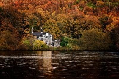 Anglezarke in Autumn