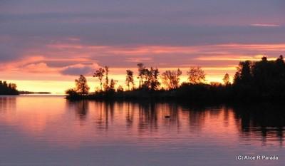 La Ronge Sunrise