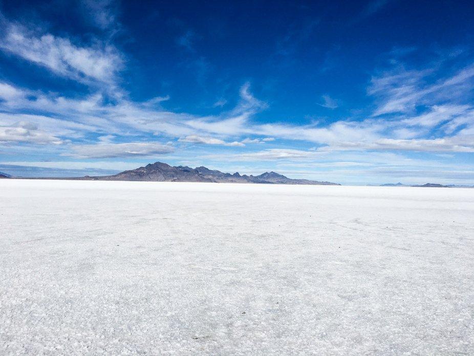Salt Flats of Utah