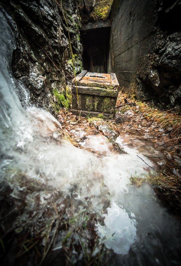lost bunker in Norway