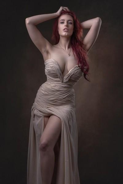 Fashion Portrait Arabella