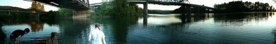 Fun at the River