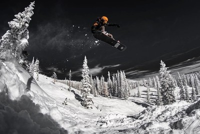 The beauty of snowboarding!!!