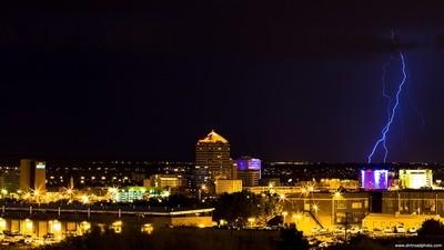 Albuquerque Thunderstorm