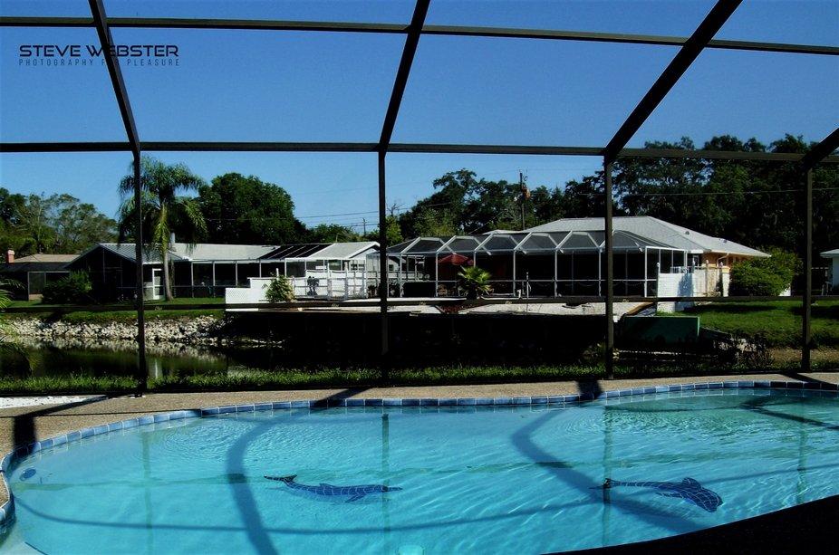 Sarasota Villa Pool.JPG