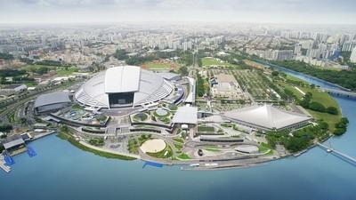 National Stadium of Singapore