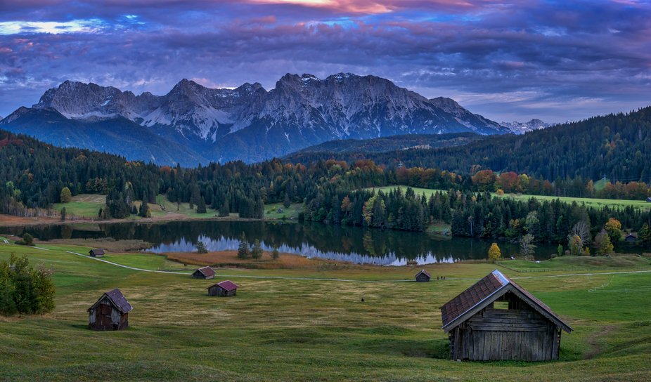 Bavaria Evening