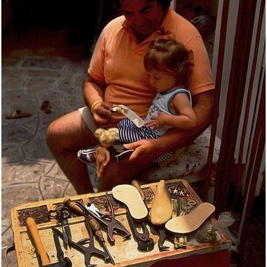 Shoemaker in Rome
