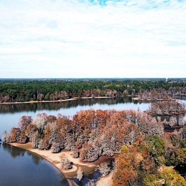 THESE PHOTOS WERE TAKEN YESTERDAY AT LAKE BLACKSHEAR WITH MY DJI MAVRIC MINI DRONE