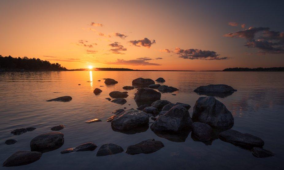 Lovley sunset